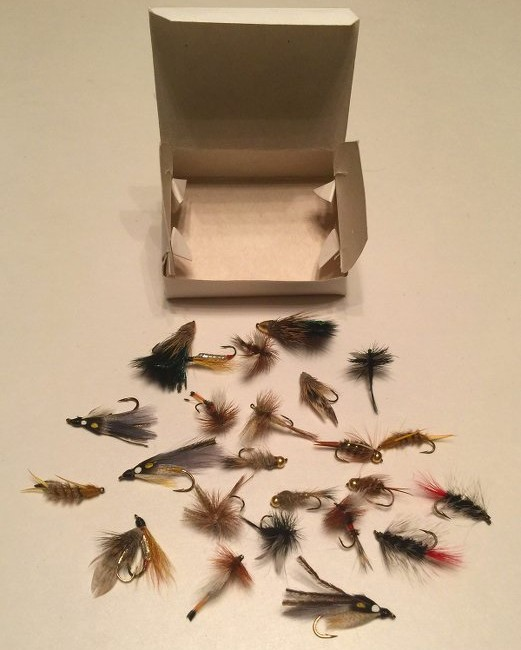 iFish Flies 24 for Tackle Box